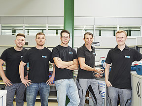 Repair Shop Team