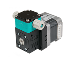 First electronically driven diaphragm pump