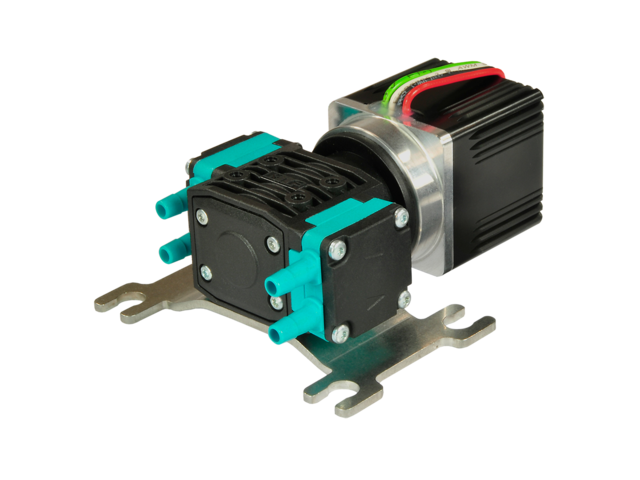 KNF Multi-Head Liquid Diaphragm Pumps