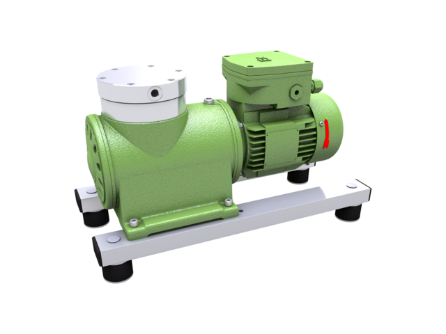 KNF Pumps for Hazardous Media and Locations